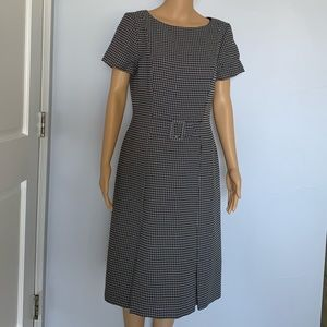 Talbots below the knee dress